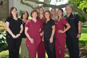 Rockford IL Dentist team