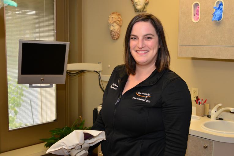 Tiffany Rockford Dentist